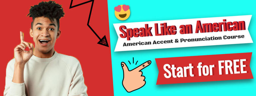 american accent and pronunciation course